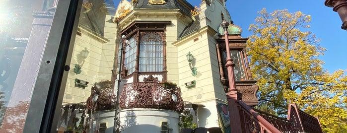 Hanavský pavilon is one of Locais curtidos por Pumky.