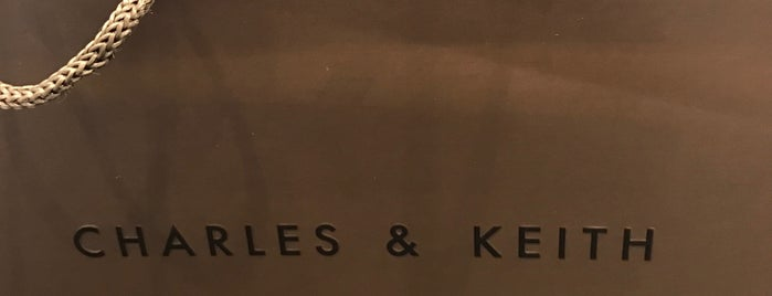 Charles & Keith is one of GI.