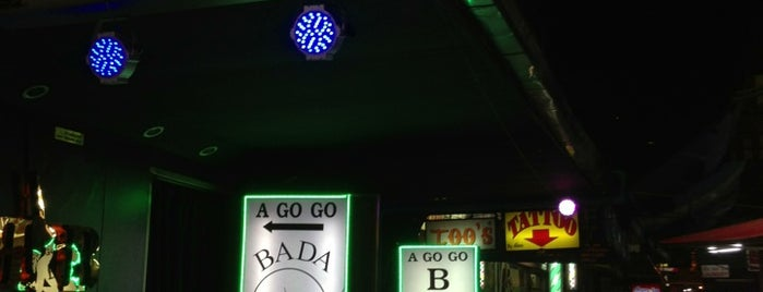 Bada Bing is one of strip clubs 3 XXX.