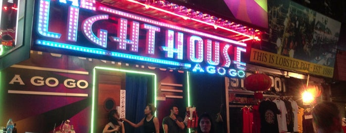 The light house A go go is one of strip clubs 3 XXX.