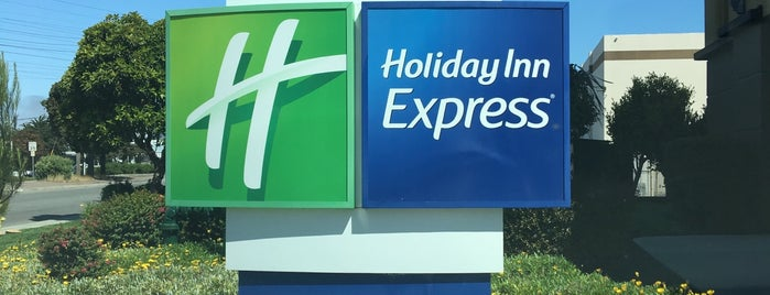 Holiday Inn Express San Francisco-Airport North is one of สถานที่ที่ Thais ถูกใจ.