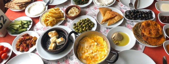 Pınaraltı Kır Bahçesi & Kahvaltı is one of Lugares favoritos de Çağnur.