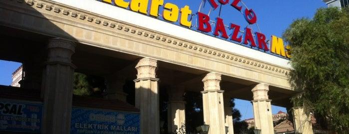 Təzə Bazar is one of Travelsbymary: сохраненные места.