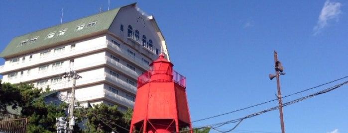 シーパル須磨 is one of Lugares favoritos de Shigeo.