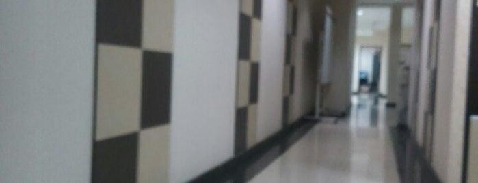 Kantor Badan Pengembangan Wilayah Suramadu (BPWS) is one of Government of Surabaya and East Java.