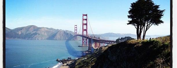 Presidio de San Francisco is one of Trips / San Francisco, CA, USA.