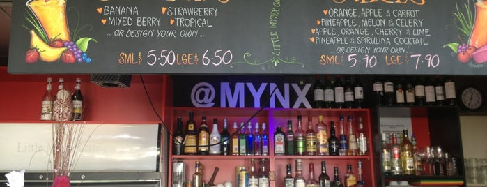 Little Mynx Cafe is one of Gold coast.