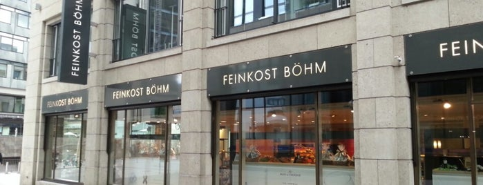 Feinkost Böhm is one of Stuttgartt.