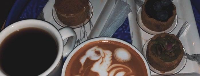 AXES is one of Riyadh coffee.