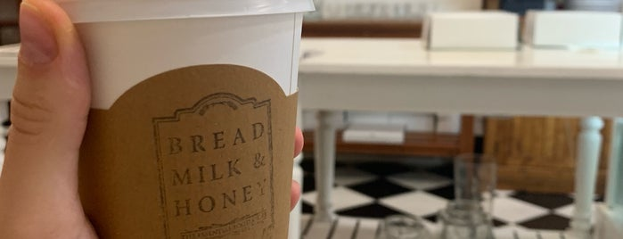Bread Milk & Honey is one of Cape Town List.
