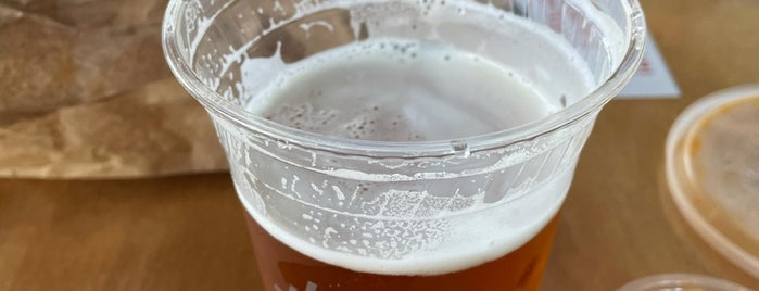 Harmonic Brewing is one of SF Bar.