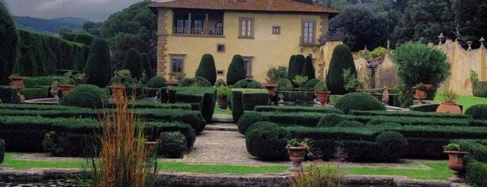 Villa Gamberaia is one of Supova in Firenze.
