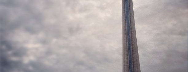 CN Tower is one of Go Ahead, Be A Tourist.