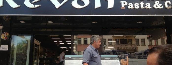 Revoli Pasta & Bistro is one of Restaurant.