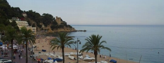 Restaurant Pops is one of Lloret de Mar.