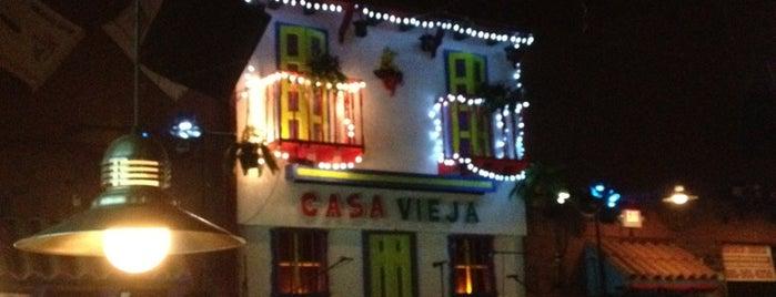 El Gran Mar De Plata Restaurant Bar & Lounge is one of Lieux sauvegardés par Carl.