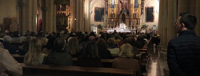 Iglesia del Sagrado Corazón de Jesús is one of Málaga.