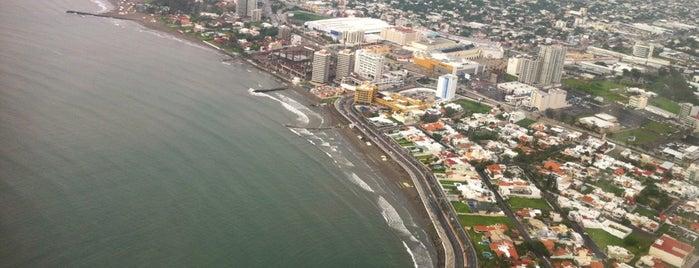 Aeropuerto Internacional de Veracruz (VER) is one of Por Hacer.