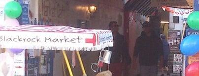 Blackrock Market is one of Ireland.