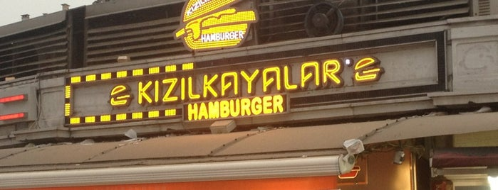 Kızılkayalar is one of Favorite Food in Istanbul.