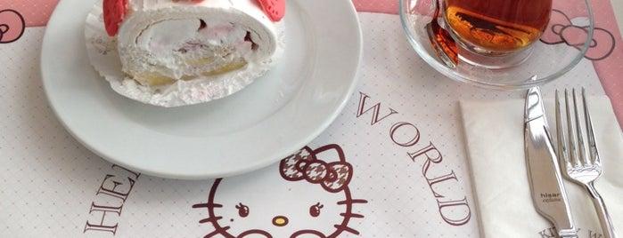 Hello Kitty World Cafe is one of Başkent Durakları.