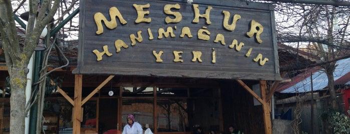 Hanım Ağanın Yeri is one of Lieux sauvegardés par Korhan.