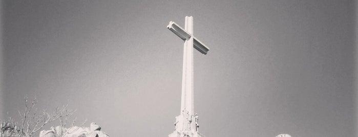 Abadía de la Santa Cruz del Valle de los Caídos is one of 101 sitios que ver en Madrid antes de morir.
