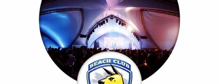 Sydney Beach Club is one of Lugares guardados de Ivan.