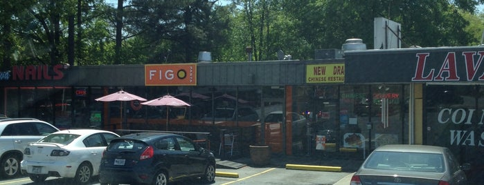 FIGO Pasta - Upper Westside / Buckhead is one of Posti che sono piaciuti a Christina.