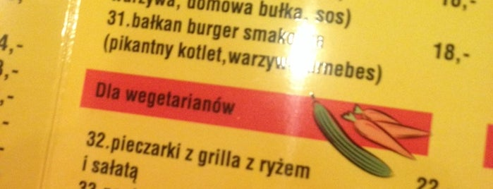 Bałkan Grill is one of Orte, die Pawel gefallen.