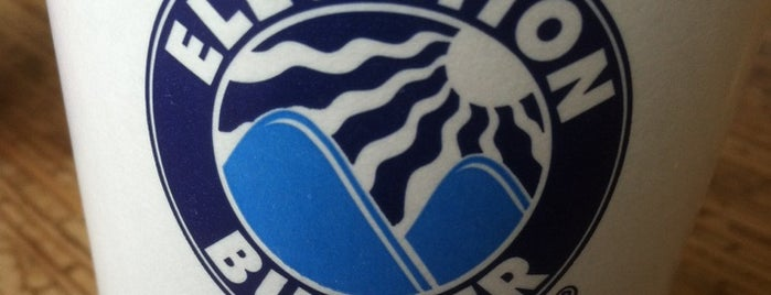 Elevation Burger is one of maryland.