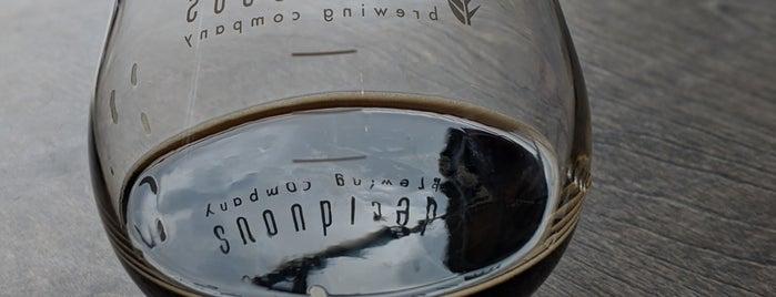 Deciduous Brewing Company is one of Orte, die Shelley gefallen.