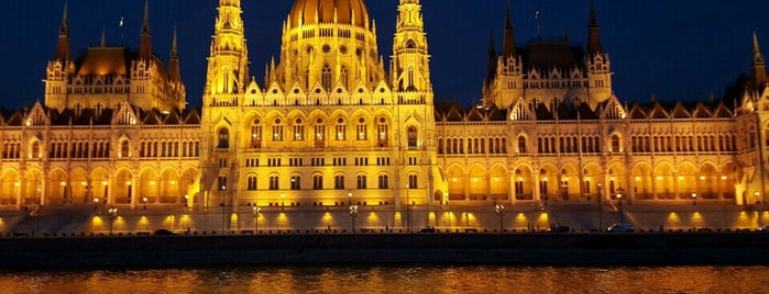 Parlament is one of Budapest 2015.