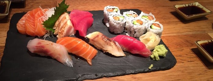 Dozo is one of Top 7 / London / Sushi.