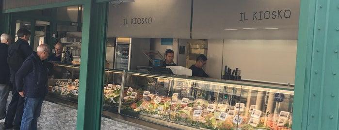 Pescheria Il Kiosko is one of Milano2015.