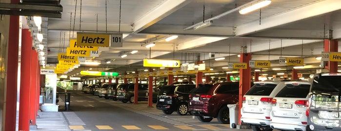 Parking P51 is one of Geneva (GVA) airport venues.