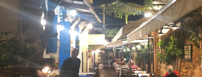 Moutoupaki Taverna is one of Chania.