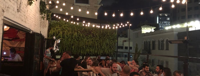 Speakeasy is one of Tel Aviv.