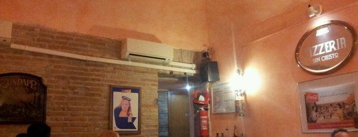 Pizzeria San Calisto is one of Rome.