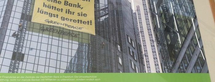Greenpeace Berlin Gruppenbüro is one of Orte, die Greenpeace gefallen.