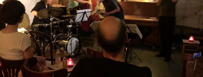 Donau 115 is one of 10 of the best jazz clubs in Europe.