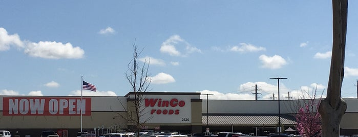 WinCo Foods is one of Russ's Liked Places.