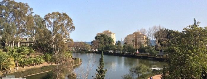 Parque de La Paloma is one of Rincones de Málaga.