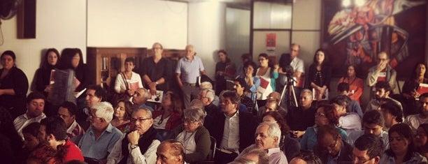Sindicato dos Jornalistas Profissionais no Estado de São Paulo is one of Profissão.