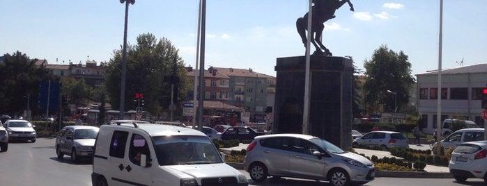 Şehit Ömer Halisdemir Meydanı is one of Yunus'un Beğendiği Mekanlar.