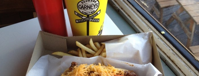 Carney's is one of The Best Comfort Food in Los Angeles.