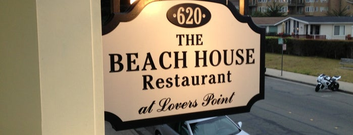 Beach House Restaurant is one of Monterey Restaurants.