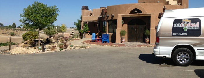 Wild Coyote Winery is one of Wine Country.