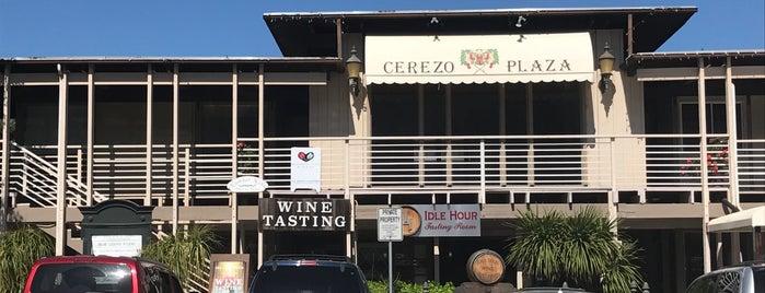 idle hour wine tasting room is one of Wineries.