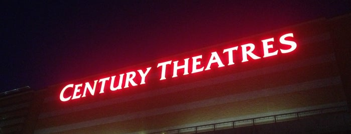 Century Theatre is one of Favorite.